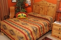 Southwest  Bedspreads Blankets & Throws