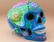 "Southwest Day Of The Dead Skull 6.5""  (s20)"