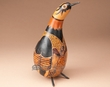 "Southwest Hand Carved Andean Indian Gourd Bird 11.5""  (1)"