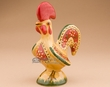 "Southwest Hand Painted Talavera Pottery Rooster 5.25"" (t19)"