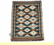 Southwest Jacquard Throw Blanket 50x60 -Crystals  (8)