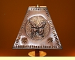 Southwest Punched Tin Lamp Shades