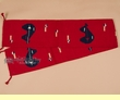 """Southwest Red Table Runners -Bear 10""""x80"""" (108026)"""