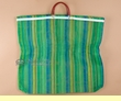 Southwest Reusable Market Bag 24x24 -Green  (mb4)