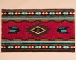 Southwest Style Door Mat 17x29 -Zuni   (dm14)