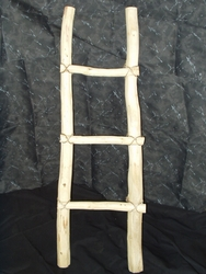 Southwest Style Kiva Ladder 4' Foot