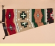 """Southwest Table Runners -Woven Wool 10""""x80"""" (108016)"""