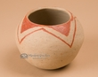 Southwest Tarahumara Indian Pottery Mini Vase 3.5""
