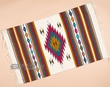 "Southwest Zapotec Area Rug 23""x39"" (113)"