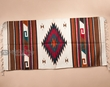 "Southwest Zapotec Indian Rug 30""x60""  (13)"