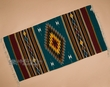 "Southwest Zapotec Indian Rug 30""x60"" (16)"