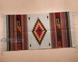 "Southwest Zapotec Indian Rug 30""x60"" (52)"