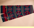 "Southwest Zapotec Indian Table Runner 10""x80"" (a26)"
