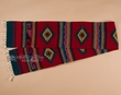 "Southwest Zapotec Indian Table Runner 10""x80"" (a39)"