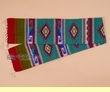 """Southwest Zapotec Indian Table Runner 10""""x80"""" (a43)"""