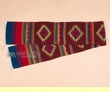 "Southwest Zapotec Indian Table Runner 10""x80"" (a54)"