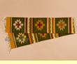 "Southwest Zapotec Indian Table Runner 10""x80"" (a7)"