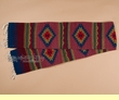 "Southwest Zapotec Indian Table Runner 10""x80"" (c)"