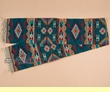 """Southwest Zapotec Indian Table Runner 10""""x80"""" (g)"""