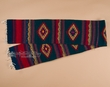 "Southwest Zapotec Indian Table Runner 10""x80"" (k)"