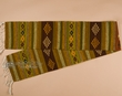"Southwest Zapotec Indian Table Runner 10""x80"" (q)"