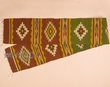 "Southwest Zapotec Indian Table Runner 10""x80"" (t)"
