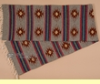 "Southwest Zapotec Indian Table Runner 15""x80"" (a38)"