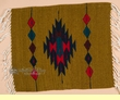 "Southwest Zapotec Place Mat 16""x20"" (av)"