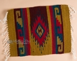 "Southwest Zapotec Place Mat 16""x20"" (d)"