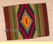"Southwest Zapotec Place Mat 16""x20"" (p)"