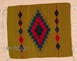 "Southwest Zapotec Place Mat 16""x20"" (x)"