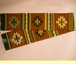 "Southwest Zapotec Table Runner 10""x80"" (a)"