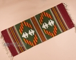 "Southwest Zapotec Table Runner 15""x40"" (b8)"