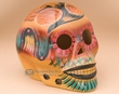 Southwestern Day Of The Dead Skull -Fox  (s17)