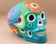 Southwestern Day Of The Dead Skull   (s17)