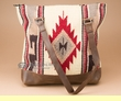 Southwestern Zapotec Woven Wool Purse  (425)