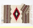Southwestern Hand Woven Placemat & Coaster 13x19  (wpm8)
