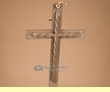Southwestern Handcrafted Metal Cross  (67)