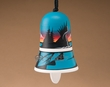"Southwestern Native American Wind Bell 4.5""  (99)"