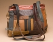 Southwestern Patchwork Flat Bottom Handbag (p429)