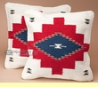 Southwestern Pillow Cover 18x18 -Coconino Pattern