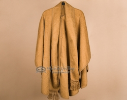 Southwestern Super Plush Alpaca Cape  (1b)
