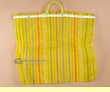 Southwestern Reusable Market Bag 24x24 -Yellow  (mb3)