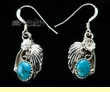 Southwestern Style Indian Earrings