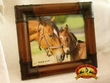 Southwestern Style Rustic Picture Frame 8x10  (9-1051)