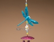 "Southwestern Wind Chime 26"" -Dragon Fly  (wc11)"