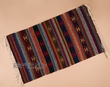 "Southwestern Zapotec Indian Rug 23""x39"" (154)"