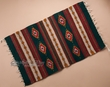 "Southwestern Zapotec Indian Rug 23""x39"" (35)"