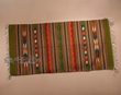 "Southwestern Zapotec Indian Rug 30""x60""  (46)"
