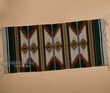 Southwestern Zapotec Indian Rug 30x60  (161)